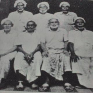 Moplas who settled permanently after serving fourteen years of imprisonment in Andaman